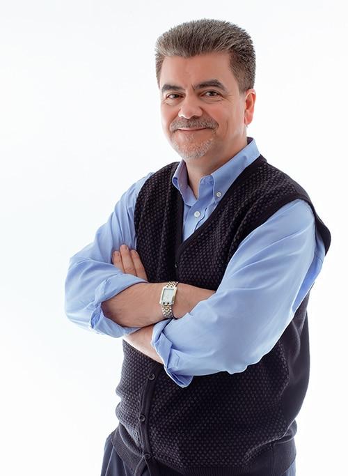 Fernando Villadangos es psicólogo clínico y sexólogo en Granada