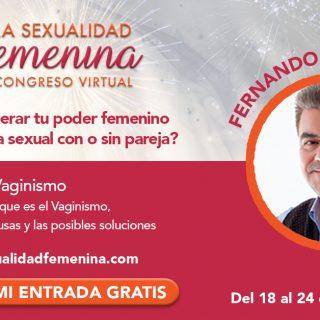 CONGRESO INTERNACIONAL ONLINE DE SEXUALIDAD FEMENINA