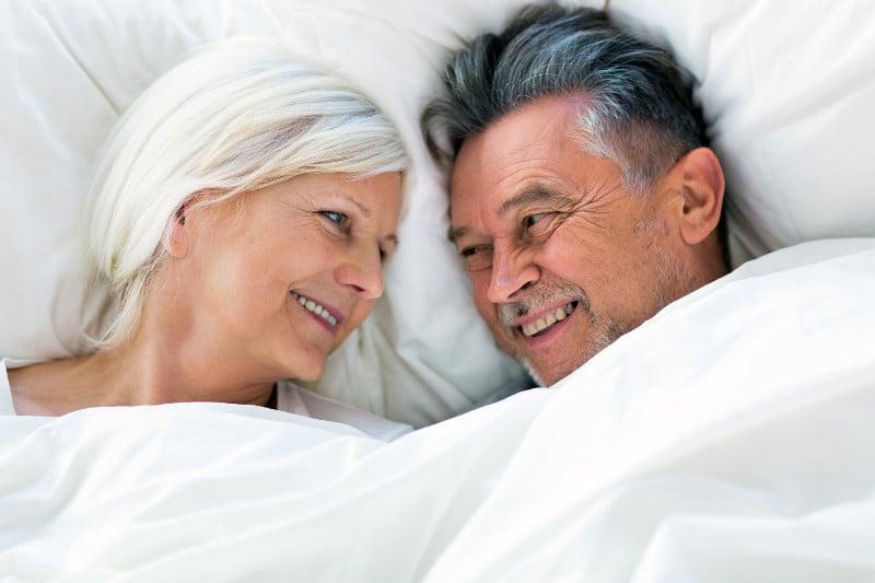 La sexualidad cambia con la edad