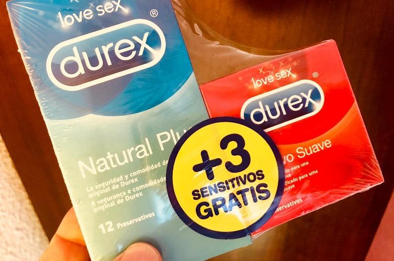 Los condones NO reducen la sensibilidad